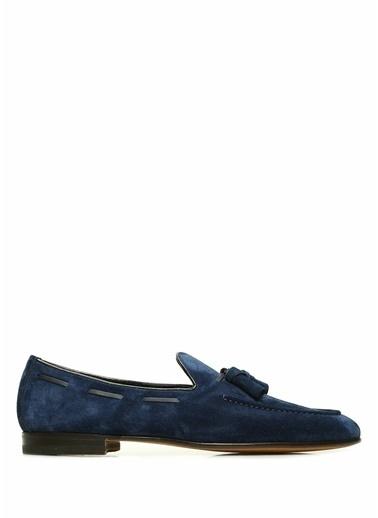 Santoni Ayakkabı Lacivert